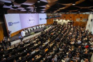 Конференцию посетили порядка 1200 человек. Фото: Реальное время