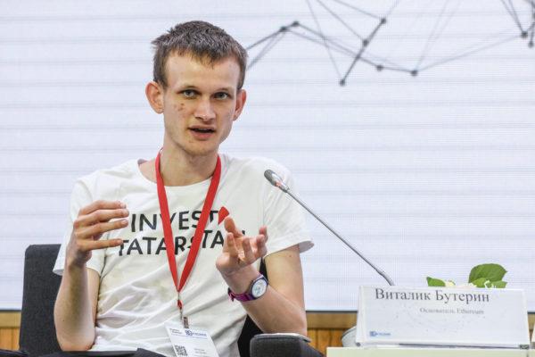 Виталик Бутерин считает, что новой нефтью будет информация. Фото: Реальное время