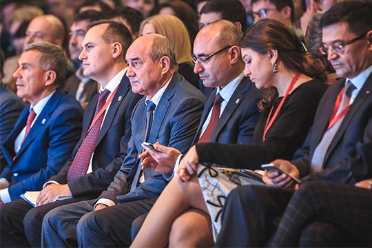 Форум собрал предпринимателей и представителей федеральных и региональных министерств и ведомств. Фото: Бизнес-онлайн